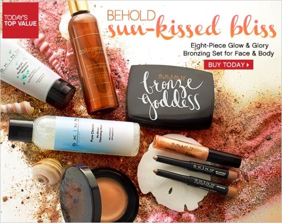 behold sun-kissed bliss