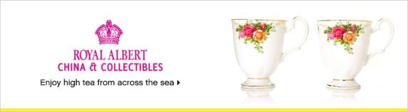 enjoy high tea from across the sea